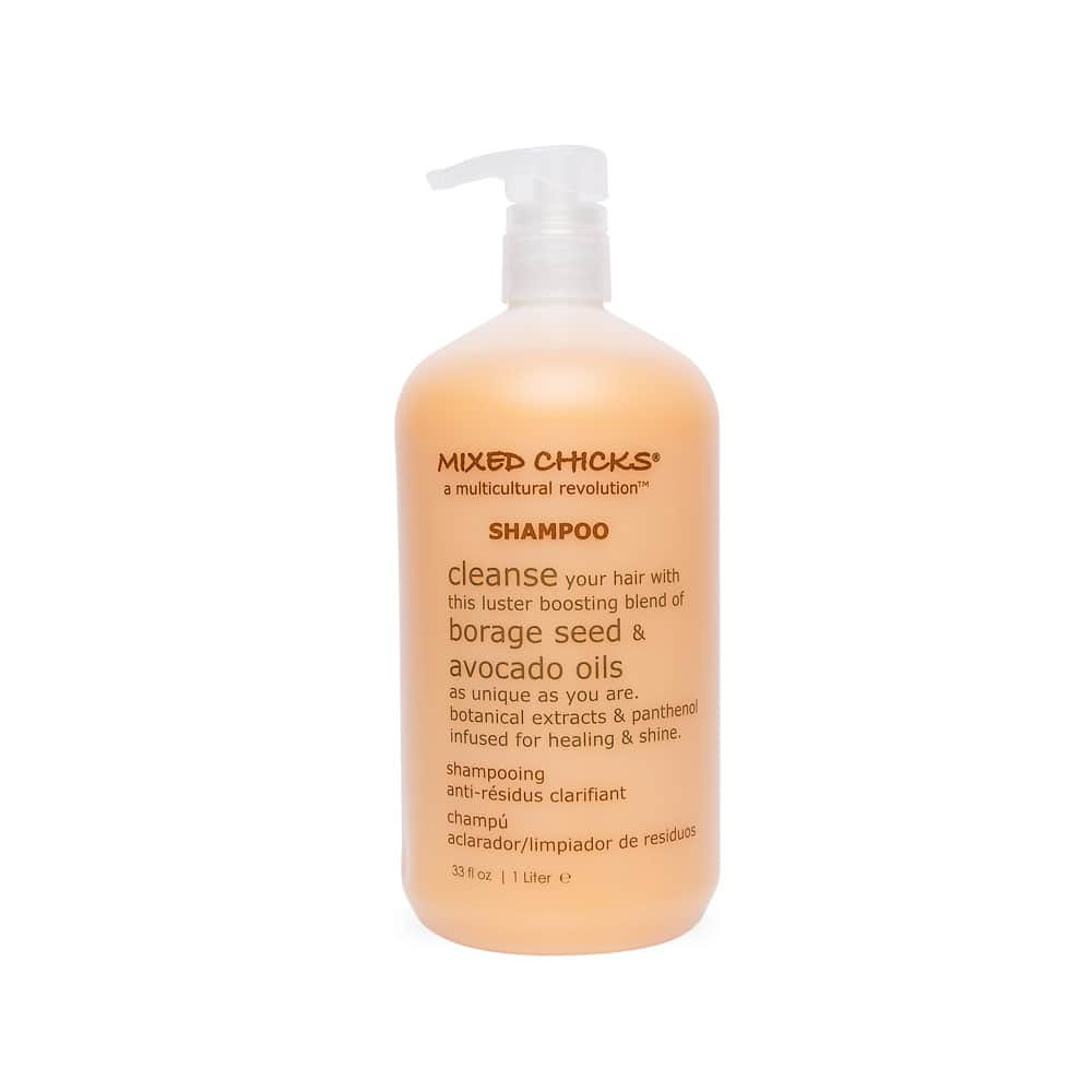 Mixed Chicks Gentle Clarifying SHAMPOO (33oz / 1 liter)