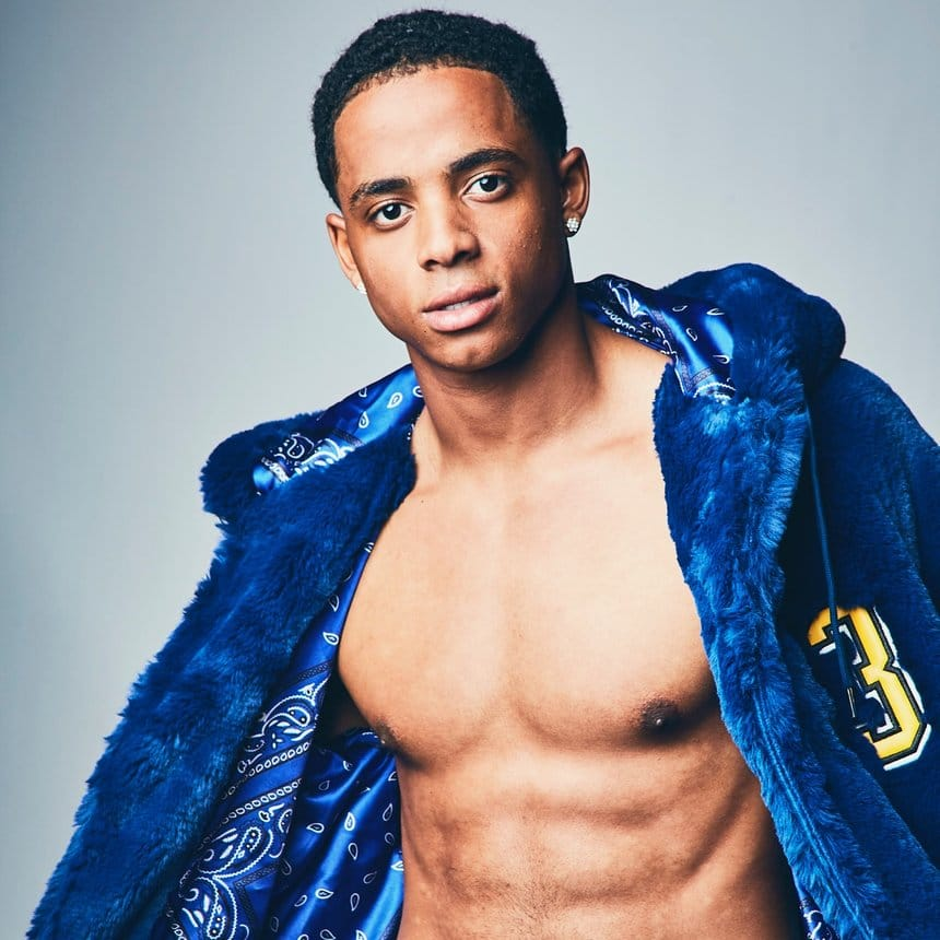 Snoop Dogg's Son Cordell Broadus Steps Into the Fashion Spotlight